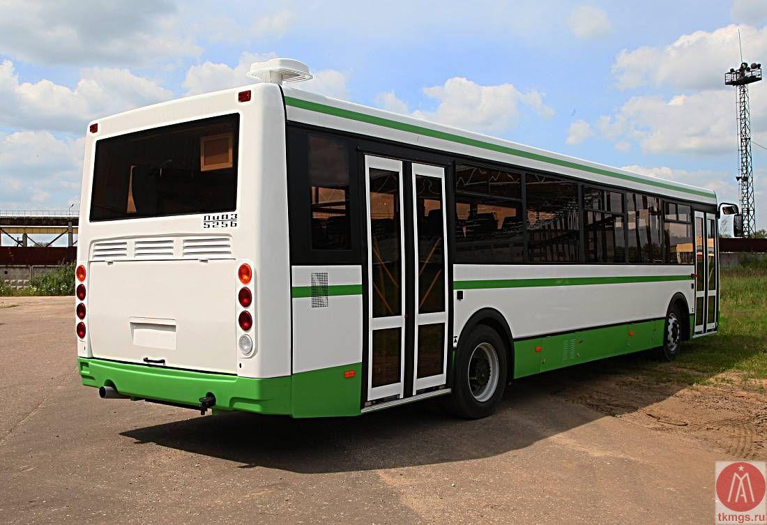 ЛиАЗ 5256 - Вид сзади