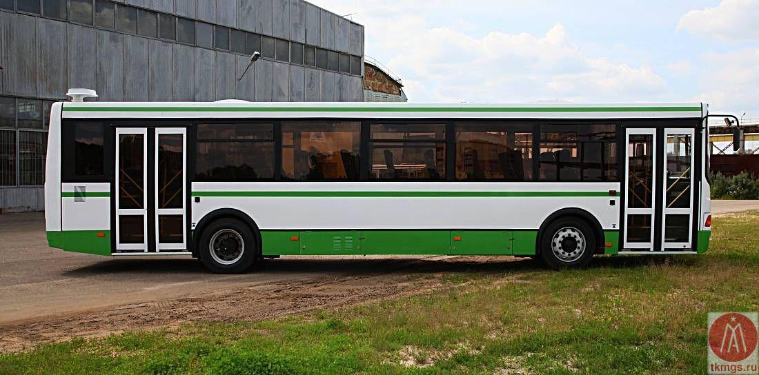 ЛиАЗ 5256 - Вид сбоку