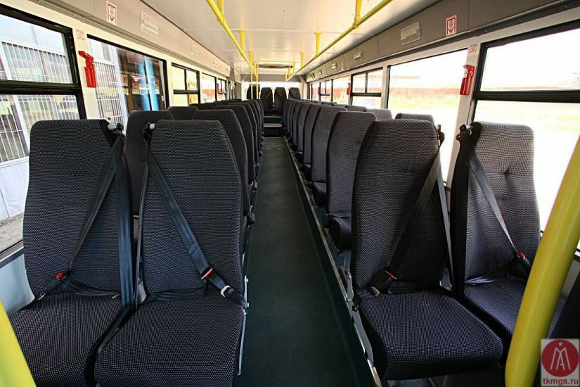 ЛиАЗ 5256 - Пассажирский салон