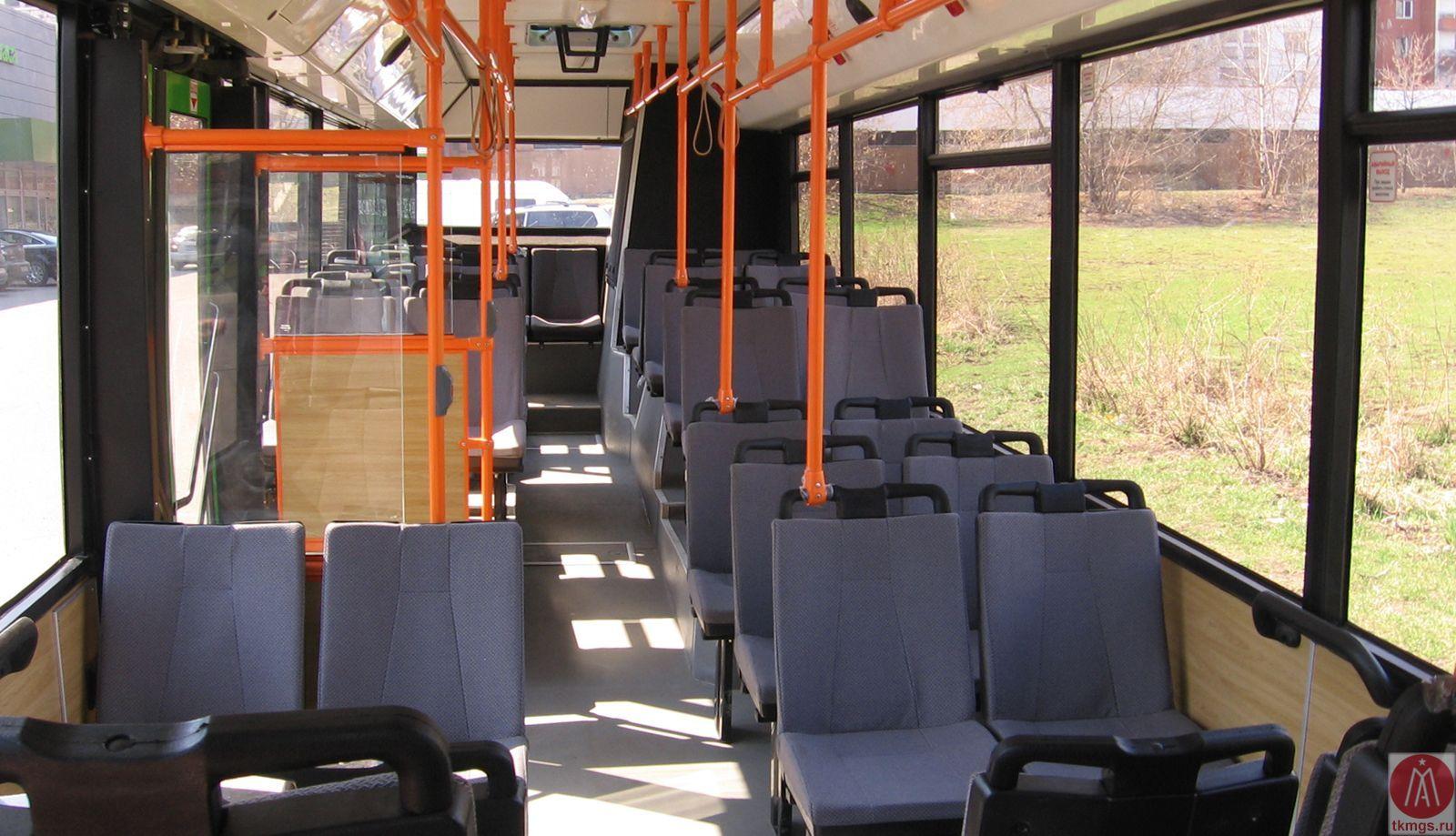 МАЗ 103565 - Салон автобуса
