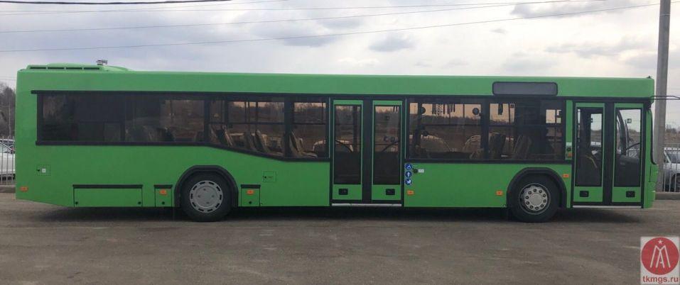 МАЗ 103565 - Вид сбоку
