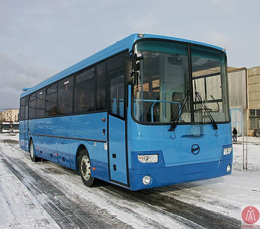 ЛиАЗ 525633-01 - Вид спереди