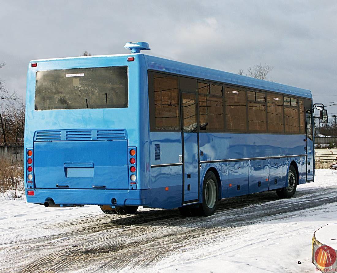 ЛиАЗ 525633-01 - Виз сзади