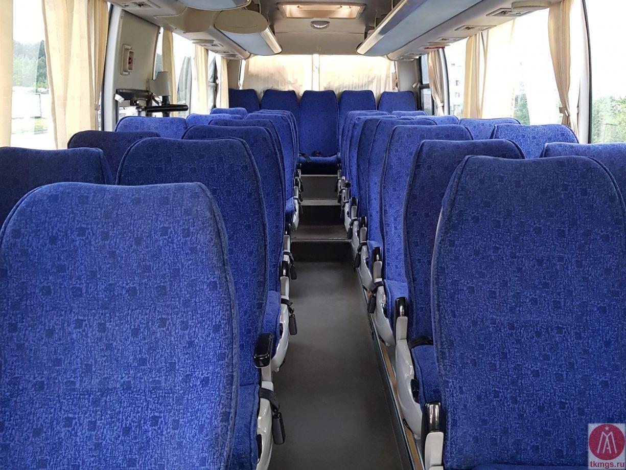 Higer King Long KLQ6885 - Салон автобуса