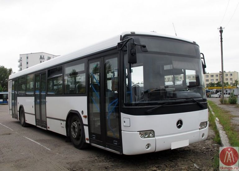 Mercedes-Benz O345 Conecto - Вид спереди