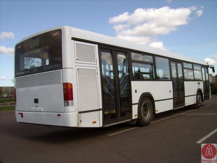 Mercedes-Benz O345 Conecto - Вид сзади