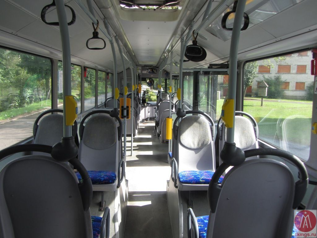 Mercedes-Benz O345 Conecto - Салон для пассажиров