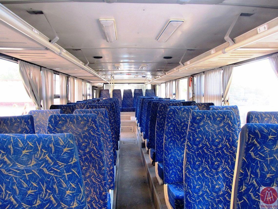 НЕФАЗ 5299-11-32 - Салон для пассажиров