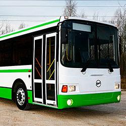 Автобус ЛиАЗ 525636
